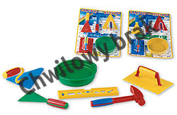 Builder set of tools (blister package)